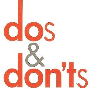 dosanddonts