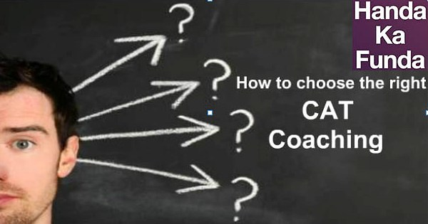 CAT Coaching institute