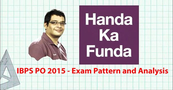 IBPS-PO-2015-Exam-Pattern-and-Analysis