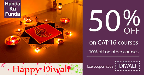 Diwali discounts use coupon code diwali for 10 to 50 off handa coupon code diwali for handakafunda discounts fandeluxe Images