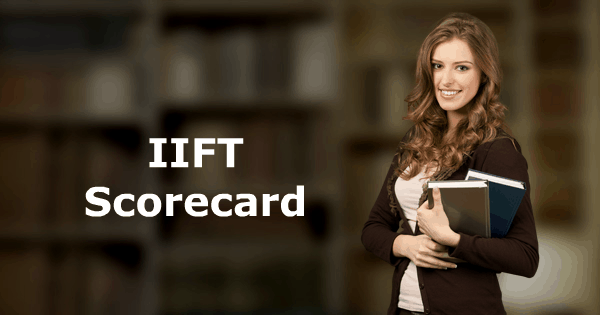 IIFT Scorecard 2015 Exam for admission for 2016-18