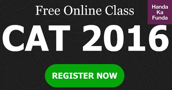 free-live-class-for-online-cat-preparation